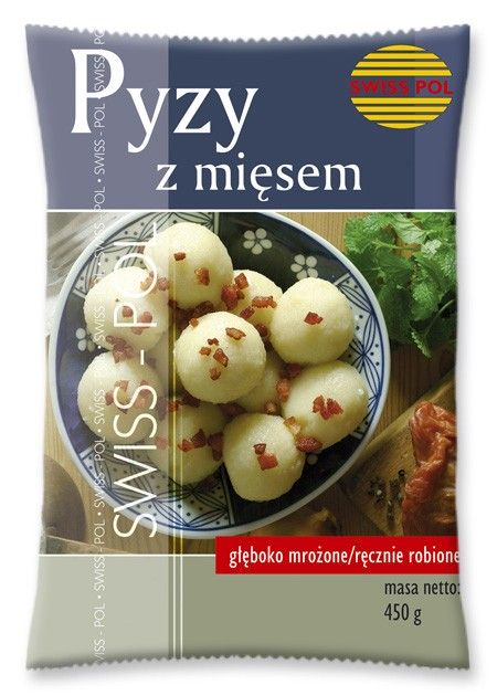 Potato dumplings with meat