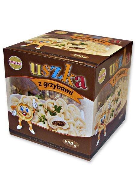 Tortellini mit Pilzen