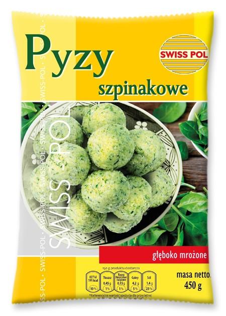 Spinatkartoffelklöße