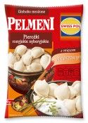 Russian-Siberian pelmeni with pork