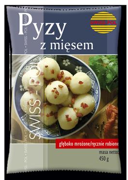 Kartoffelklöße mit Fleisch